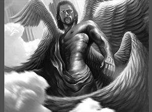 """""""Быть  может  прав, я  Ангел  Свет"""".(Ангелаида)"""