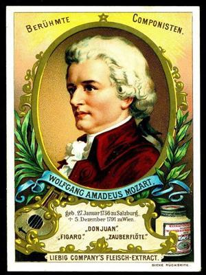 Наследие Моцарта