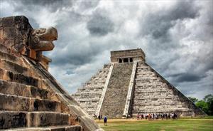 Майя - одна из древних цивилизаций Нового Света
