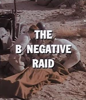 Alternative Scenes to the B-Negative Raid