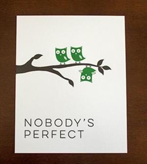 Никто не совершенен