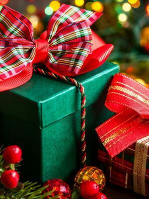 Рождественские подарки Рейвену Харту