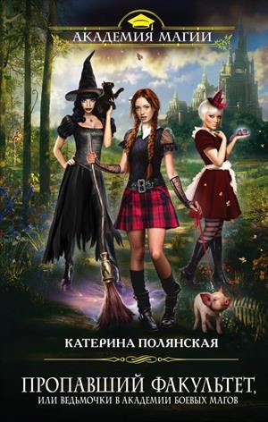 Ведьмочки в Академии боевых магов