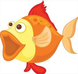 Рыбка на счастье