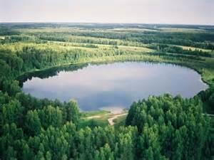 Поездка к озеру
