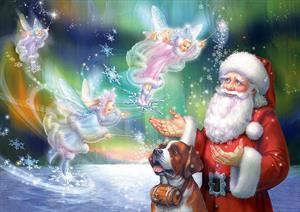 Новогоднее чудо для Муза.