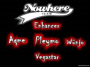 Team Nowhere.