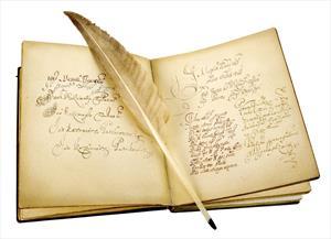 Книга с автографом