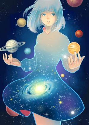 Девочка с планеты Гоа