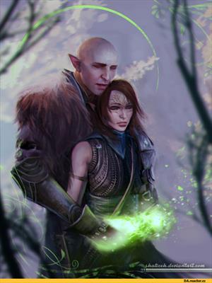 Последняя ночь, Dragon Age
