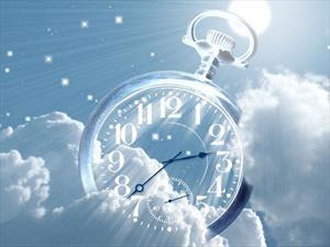 Время не может идти назад