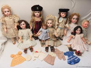 История кукол