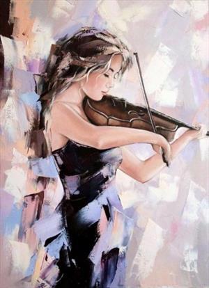 Волшебство скрипки