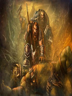 Сашка - король гномов - война