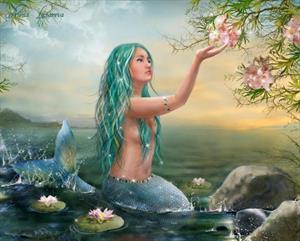 Кира и её подводное путешествие