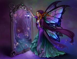 Подарок Сиреневой феи