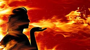 Огонь снов