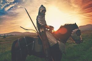 Кодекс бесстрашного рыцаря (новогодний подарок)