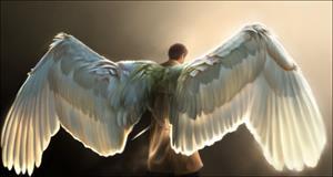 Обнимающий ангел