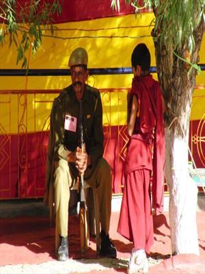 Не стать монахом в Шаолине