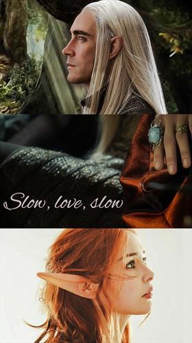 Тише, любовь, помедленнее