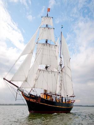 Красавчик - легенда пиратов