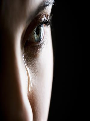 «Я не могу смотреть на твои слезы»