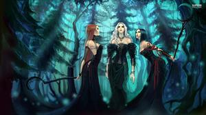 Мечты ведьмесс