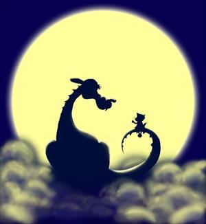 ДраКошка - истории о Драконе и Его Кошке